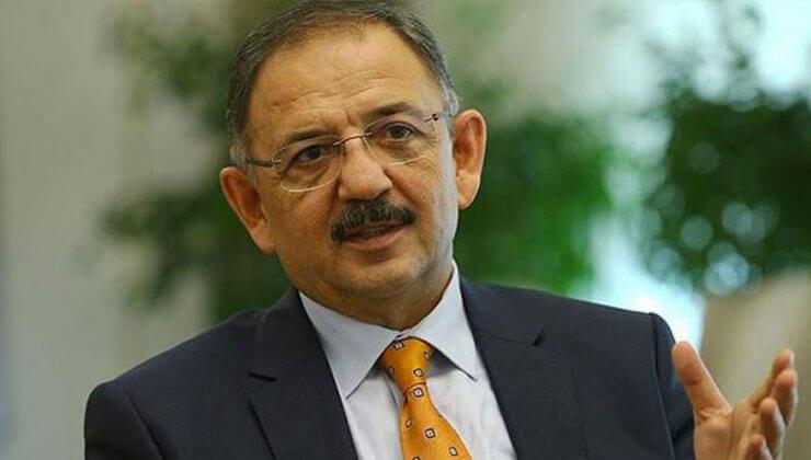AK Parti genel başkan yardımcısı Özhaseki'nin covid-19 testi pozitif çıktı