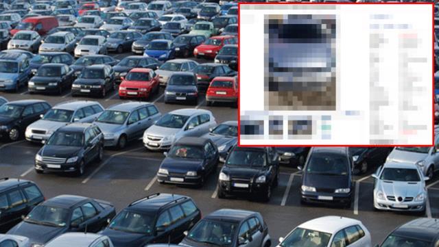 Aracını satmak isteyen vatandaşın bonkörlüğü sosyal medyada gündem oldu