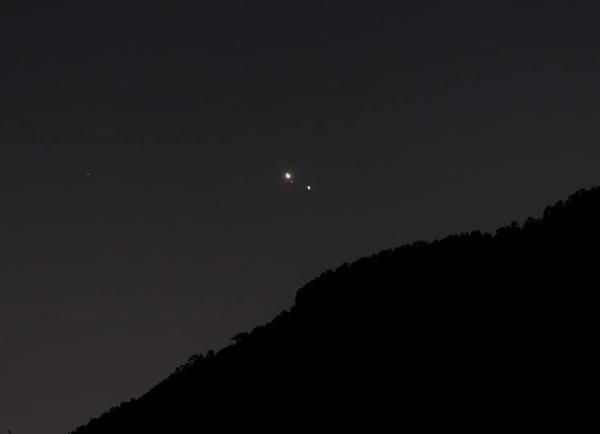 Jüpiter ve Satürn 794 yıl sonra buluştu, tekrarı 2080'de olacak