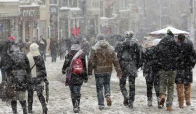 Meteoroloji ve AKOM'dan art arda kar yağışı uyarıları! Sıcaklık 5-10 derece düşecek