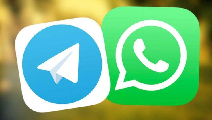 Telegram, Afrikalı cenaze dansçılarıyla WhatsApp'ı ti'ye aldı