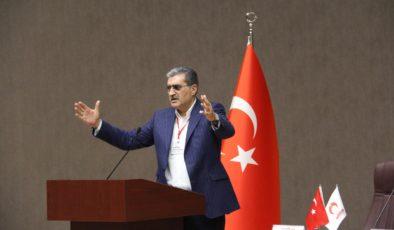 """PANKOBİRLİK Genel Başkanı Recep Konuk ; """"REKOR BÖYLE KIRILIR"""""""