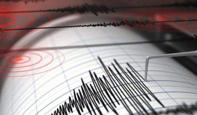 Son dakika… Ege Denizi'nde peş peşe korkutan depremler