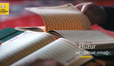 Büyükşehir YouTube Kanalı Ramazan'a Özel Hazırlandı