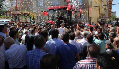Pankobirlik Genel Başkanı Recep Konuk, 'Dünya Çiftçiler Günü'nü kutladı