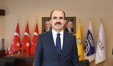 """Konya Büyükşehir Belediye Başkanı Uğur İbrahim Altay'ın;""""Gençlerimiz Ülkemizin Güvencesi ve Umududur"""""""