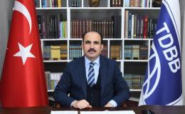 """Konya Büyükşehir Belediye Başkanı Uğur İbrahim Altay, """"Dualarımız Her Zaman Filistin Halkının Yanında"""""""
