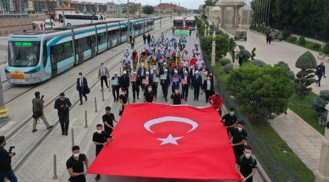Avrupa Hareketlilik Haftası Konya'da Dolu Dolu Geçti