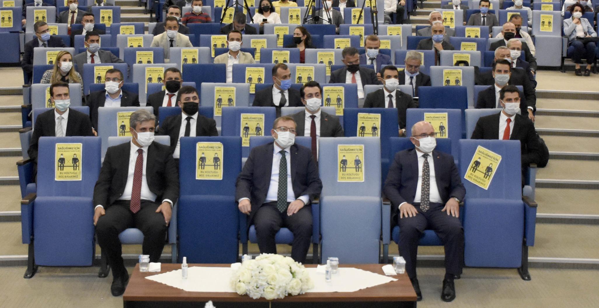 KOP Bölge Kalkınma Programı Yozgat'ta Tanıtıldı